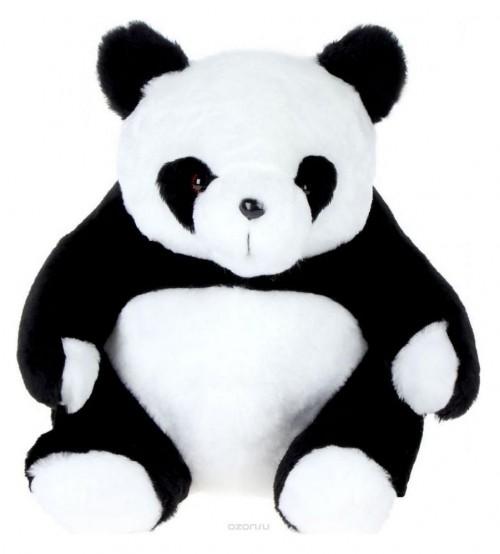 Панда большая сидячая (80см)
